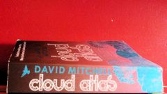 Cloud Atlas by David Mitchell (side)