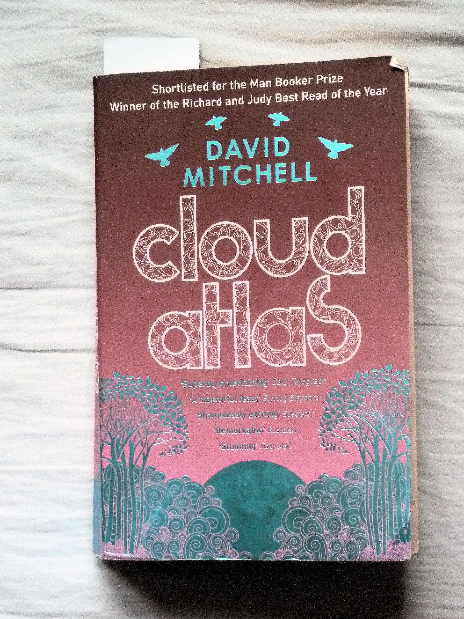 Cloud Atlas Book | www.imgkid.com - The Image Kid Has It!