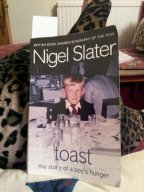 52 Books 01 Toast by Nigel Slater