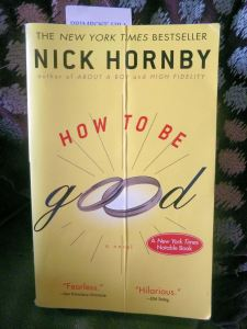 How To Be Good by Nick Hornby (front)