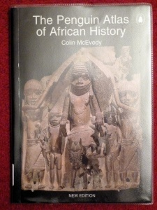 The Penguin Atlas of African History by Colin McEvedy