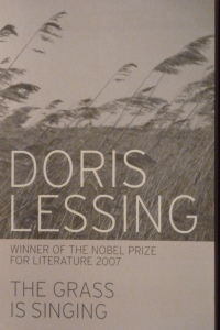 The Grass Is Singing by Doris Lessing