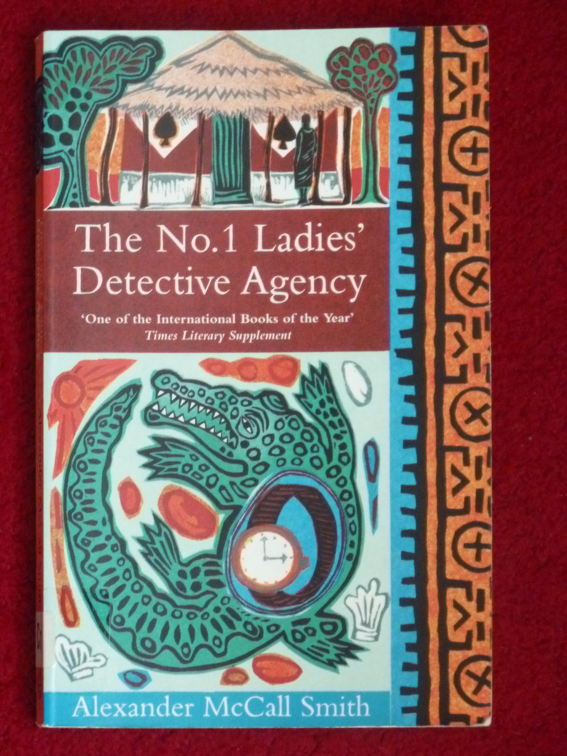 the ladies detective agency The no ladies' detective agency is to television as the secret life of bees is to literature: it's palatable, and great for a beach va.