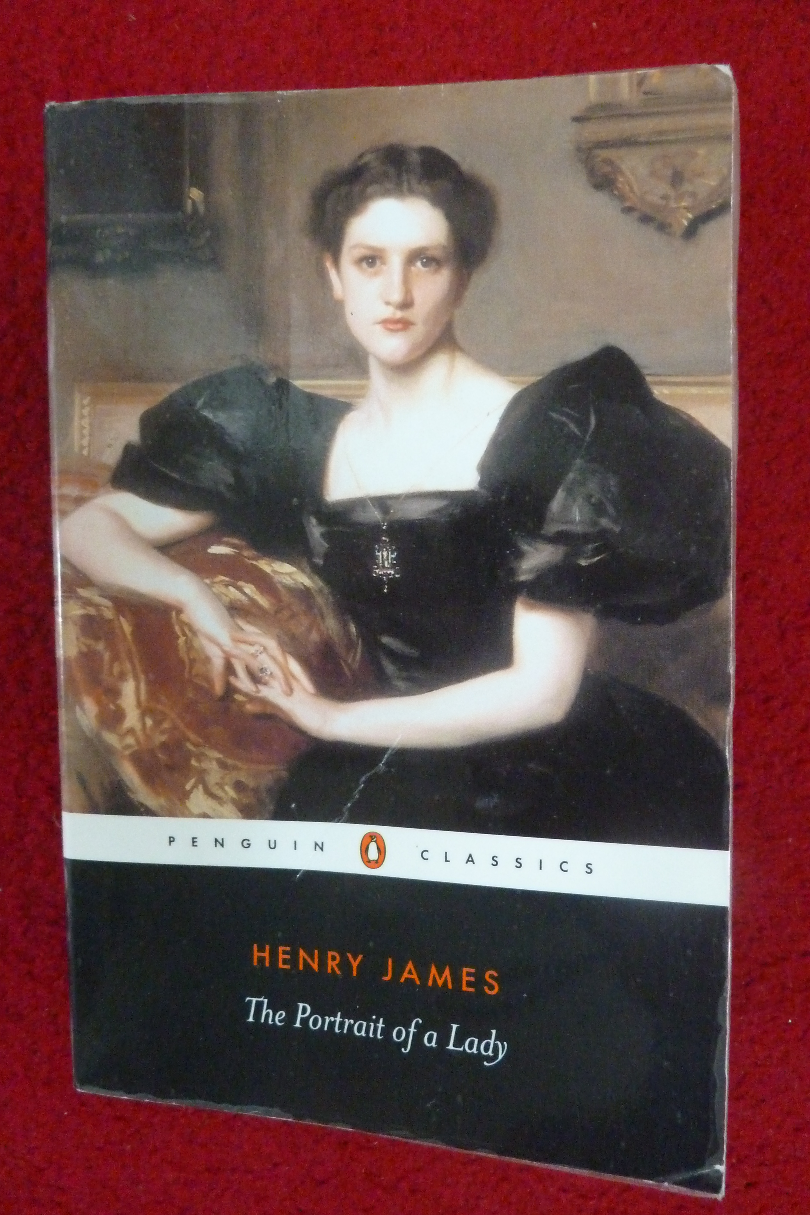 henry james portrait of a lady essay The portrait of a lady, usually regarded as the major achievement of henry james's early period of fiction writing, is also recognized to be one of literature's great novels in it, james.