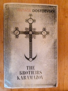 The Brothers Karamazovs by Fyodor Dostoevsky