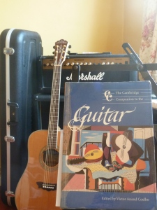 The Cambridge Companion to the Guitar by Victor Anand Cohelo