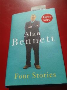 Four Stories by Allen Bennett