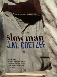 Slow Man by J.M. Coetzee