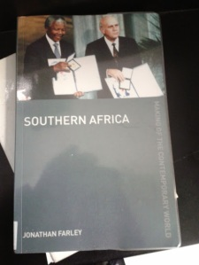 Southern Africa by Jonathan Farley