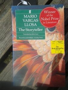 The Storyteller by Mario Vargas Llosa