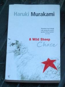 A Wild Sheep Chase by Huruki Murakami