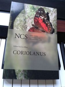 Coriolanus by William Shakespeare 2