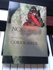 Coriolanus by William Shakespeare 2