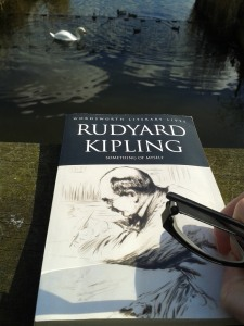 Something of Myself by Rudyrad Kipling