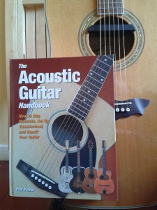 The Acoustic Guitar Handbook by Paul Balmer