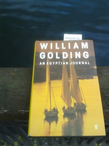 An Egyptian Journal by William Golding