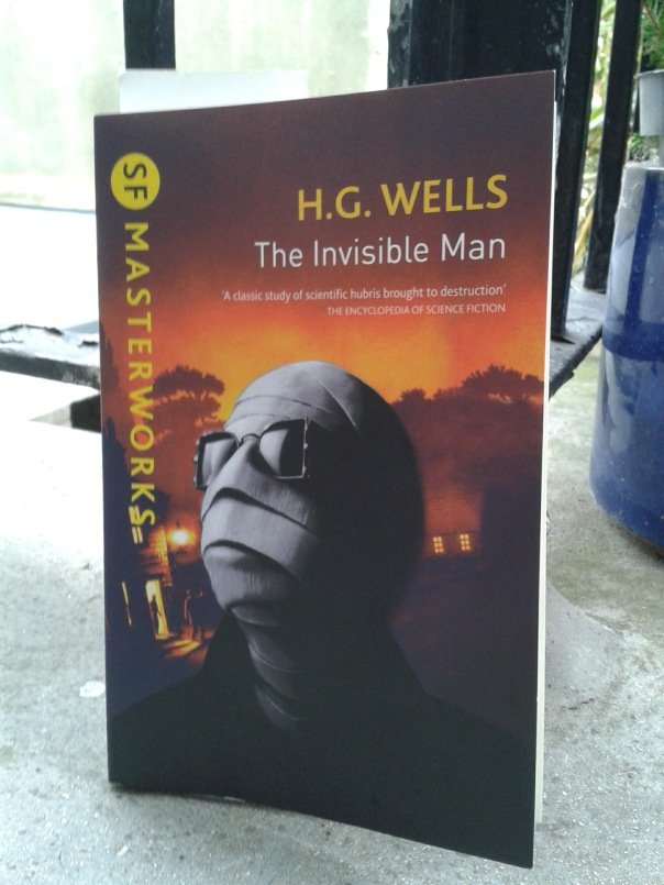 #14 The Invisible Man
